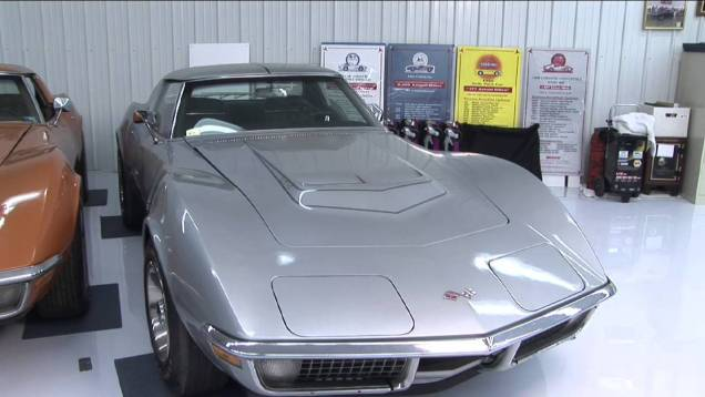 Ed Foss – Low Mileage Corvette King