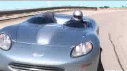 First Drive: 2008 Callaway Corvette C16 video