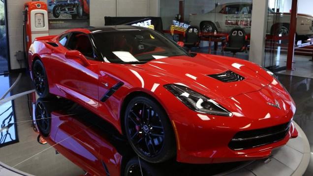 First Look: 2014 Corvette Stingray – Jay Leno's Garage