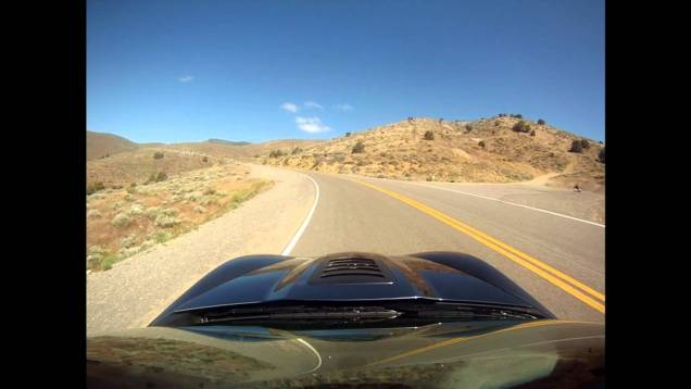Hop On Board LG Motorsports' Corvette ZR1 for the The Spectre 341 Hillclimb