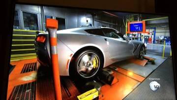 How It's Made: C7 Corvette Stingray (clip 4 of 4)