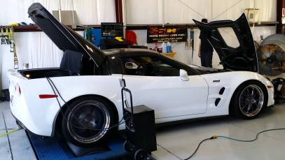 "KP Racing's ""Fast ZR"" – 2010 Chevrolet Corvette ZR1"