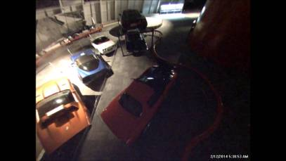 National Corvette Museum Sinkhole Collapse – Security Footage Video 2