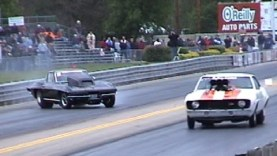 OH $HIT! Corvette HANGS THROTTLE, Almost Saves It