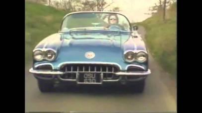 Old Top Gear – Chevrolet Corvette