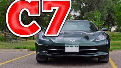 Regular Car Reviews: 2014 Corvette C7 Stingray