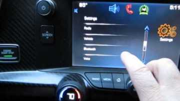 Setting up the 2014 Corvette Stingray Seat to drive position