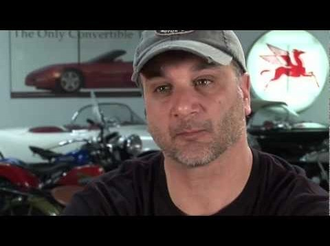 The Tony Parella Corvette Collection