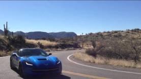 'Trailer'…2014 Corvette Stingray