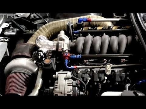 TX2K14 – Big Turbo C5 Z06 Corvette Battles Twin Turbo Gallardos