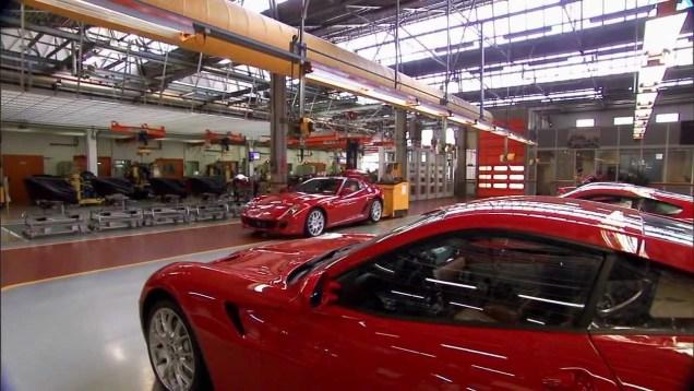 Ultimate Factories – Ferrari