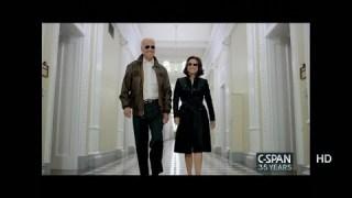 Vice President Joe Biden and the 2014 Corvette Stingray