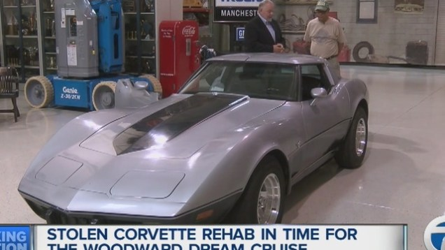 Stolen_corvette_rehab_in_time_for_Woodward
