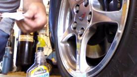 How to Re-letter C5 Corvette Wheels