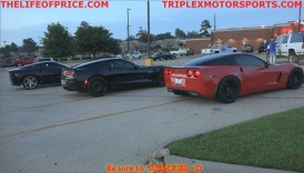 Should A Rookie Be Behind The Wheel Of A 800 Horse 2014 C7 Corvette Stingray?