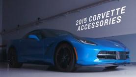 Jimmie Johnson Specs out a 2016 Corvette with Corvette Accessories