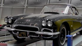 The National Corvette Museum Maintenance and Preservation Viewing Area