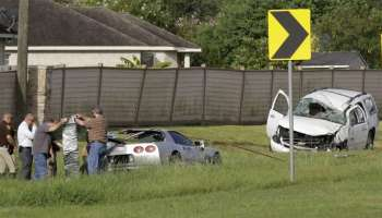 Fatal Corvette Crash on Fort Worth in Texas | VetteTube – Corvette