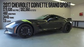 2017 C7 Corvette Grand Sport Nearly Outpaces 911 GT3 RS At Lightning Lap