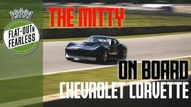 Feel The Brutality of Vintage Racing In This 1969 Corvette Onboard Film at Road Atlanta