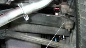 C4 Corvette Cutaway Rear Leaf Replace