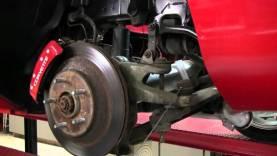 C4 Corvette Cutaway Toe Link