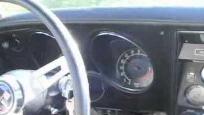 C3 Magnaflow Exhaust (Interior)