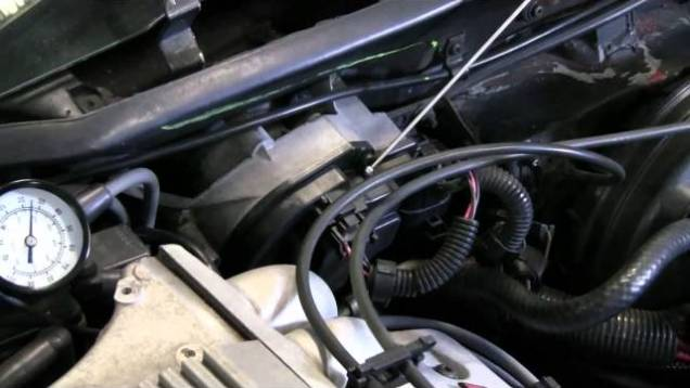 C4 Corvette Cutaway Wiper Motor