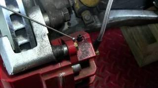 C4 Corvette Cutaway Caliper-Shocks