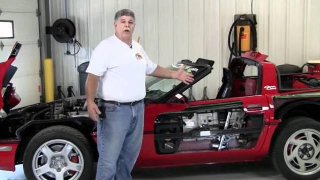 Why Cut Up a C4 Corvette?