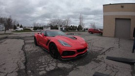 Lingenfelter Performance Engineering Tests 2019 Corvette ZR1