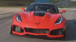 2019 Chevrolet Corvette ZR1 – Best USA Supercar?