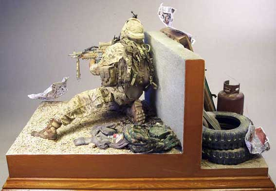 Vettius 16 War Dioramas