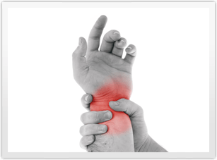 Carpal Tunnel Syndrome Pain Relief with Infrared Therapy