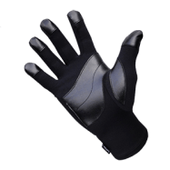 Full Finger Leather Grip Gloves for Raynaud's Sufferers