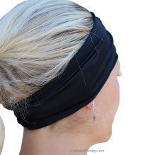 Infrared Headband Temperature Regulation Stretchable & Breathable