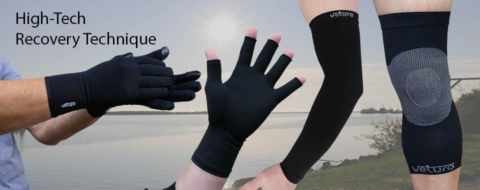 Far Infrared Garment High Tech Recovery Technique