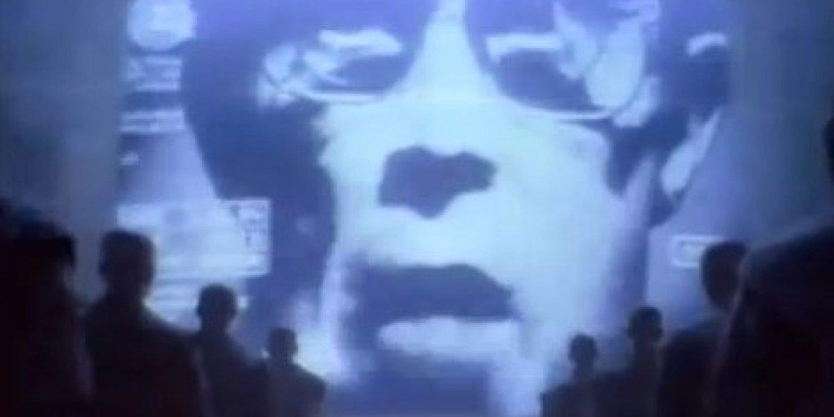 Apple 1984 Super Bowl Commercial: Intro: Mac Computer