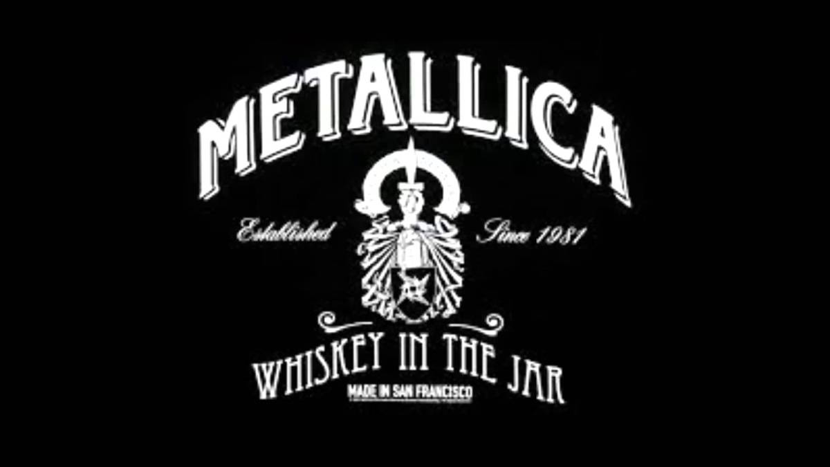 Metallica ~ Whiskey In The Jar ~ (Uncensored)