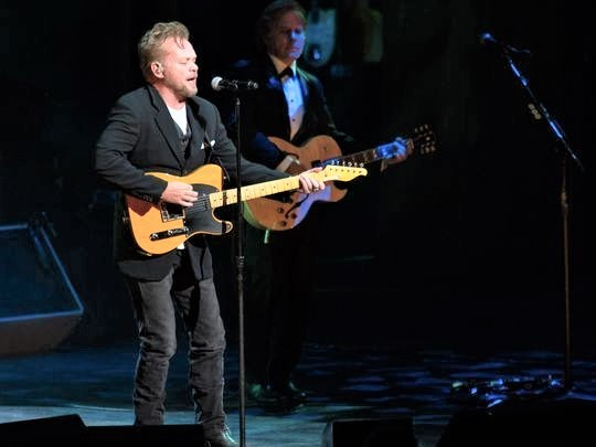 "John Mellencamp - ""Longest Days"" (Acoustic) - Live 2008"