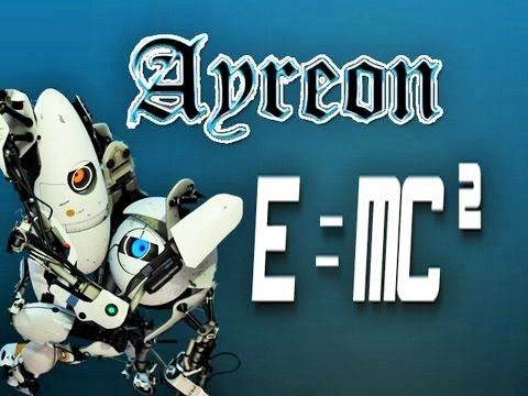 Ayreon - E=MC² (Portal 2 Music Video) - 2017