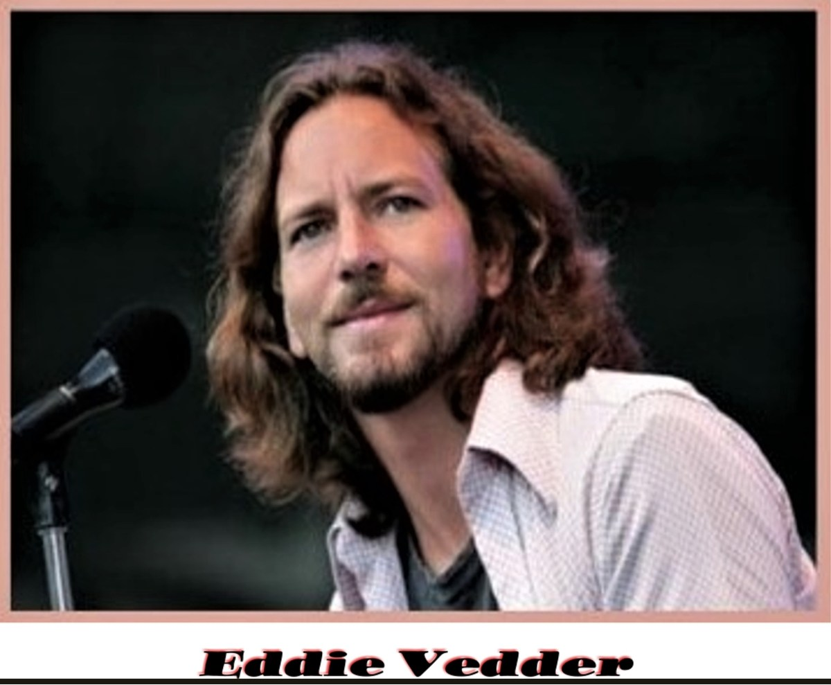 Eddie Vedder w/ The Doors - Break on Through (Los Angeles '93)