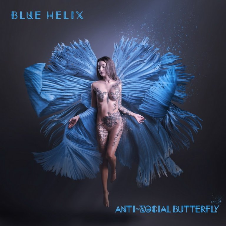 Blue Helix - Anti-Social Butterfly Official HD Video