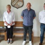 Neue Vorstandschaft beim VfB