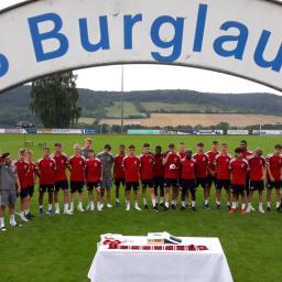 Erfolgreiches Trainingslager der Glubberer U19