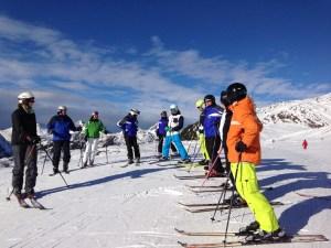 Opening am Gletscher @ Wenns   Tirol   Österreich