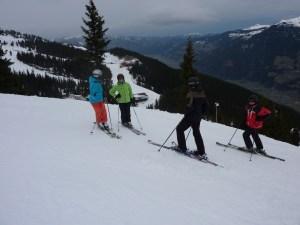 Neujahrs-Skifahren Zillertal @ Bruck am Ziller | Tirol | Österreich