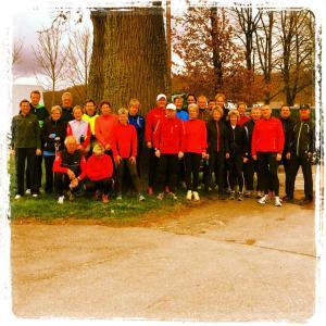 Trainingslauf 23032014