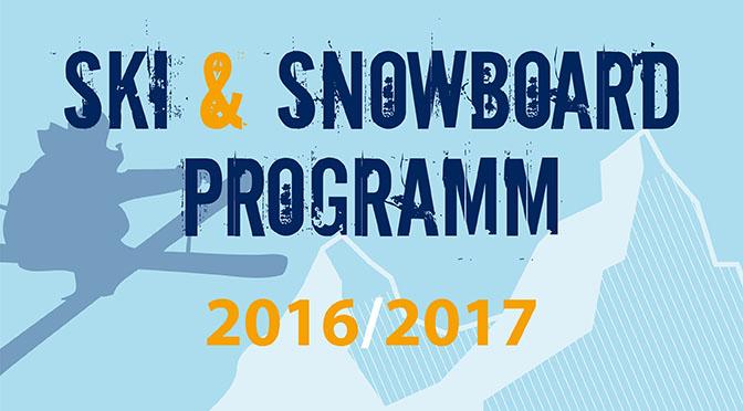 Programm 2016/17