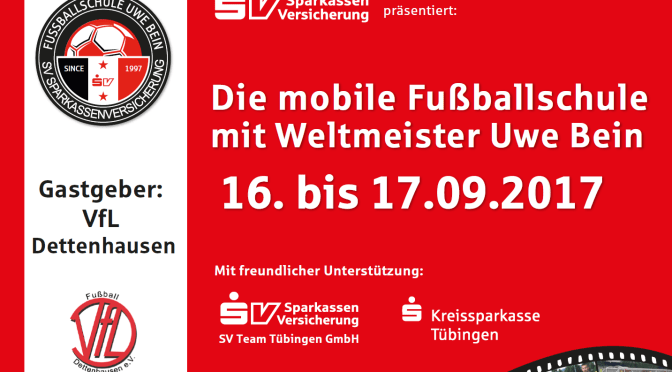 Die mobile Fußballschule
